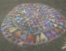 Some Wonderful Pavement Art