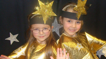 Hey You!- Infants Shine with their Nativity!