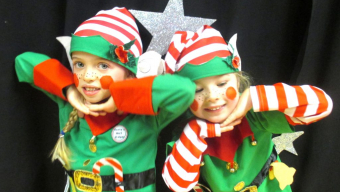 Infants Provide the Perfect Christmas Recipe!