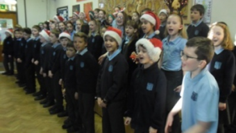 Upper Junior Carol Concert