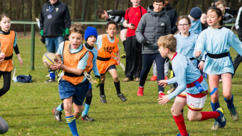 Tag Rugby Success
