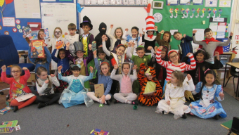 Year 2 Book Day