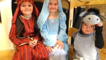 Busy, Busy Bethlehem