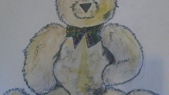 Art Club- How to draw your cuddly toy!