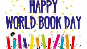 World Book Day in Reception 2021