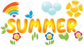 Welcome to the Summer Term – Reception